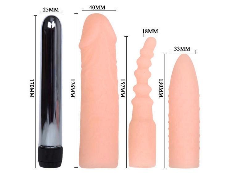 Bộ dụng cụ sex toy dạo đầu BDC2002 3