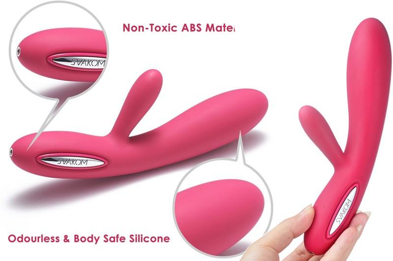 Sex toy massage điểm G Svakom Lester chính hãng nhập khẩu USA 6