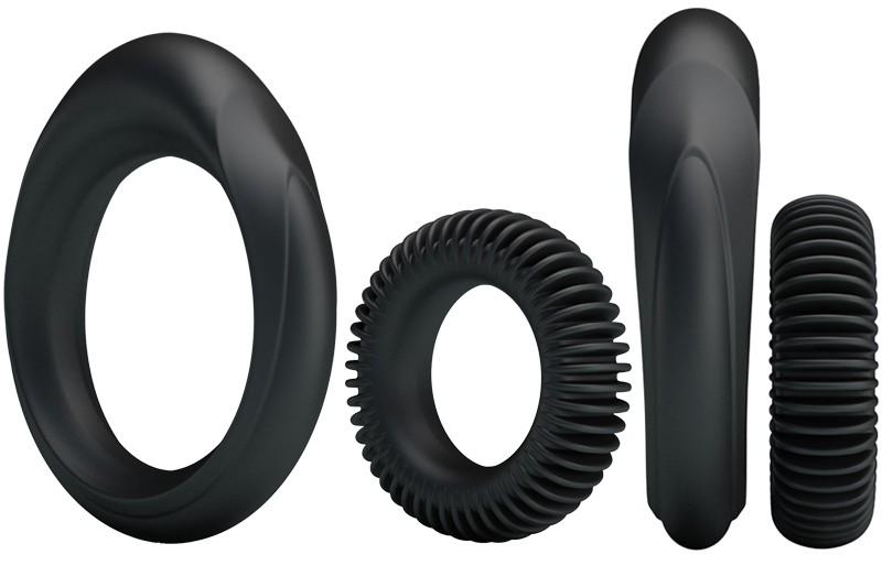 Sex toy vòng đeo dương vật RING 1