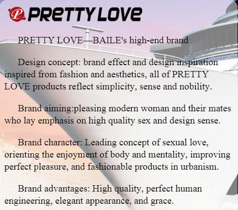 PrettyLove - Nhãn hiệu của Baile Sextoy 5