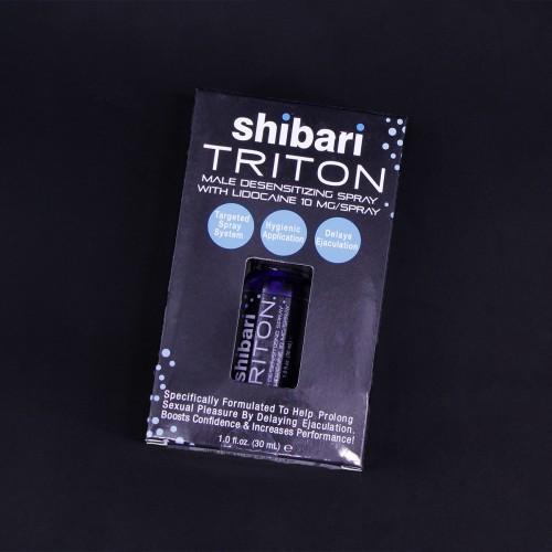 Thuốc xịt Shibari Triton chống xuất tinh sớm