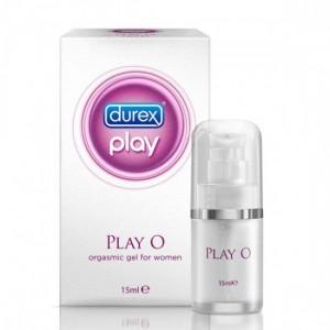 Gel bôi trơn cao cấp Durex Play O