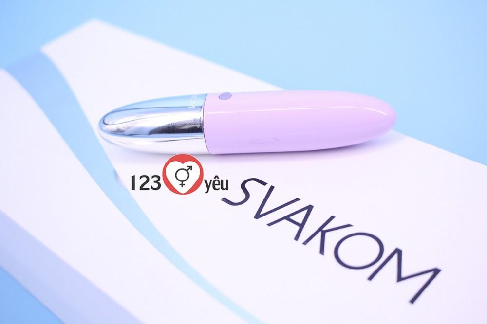 Trứng rung tình yêu cao cấp Svakom Rebeca tiêu chuẩn châu Âu 18