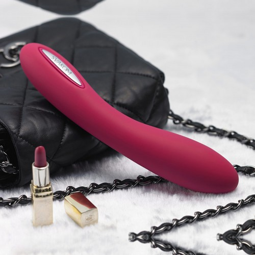 Sex toy massage điểm G Svakom Leslie phát nhiệt nhập khẩu Mỹ