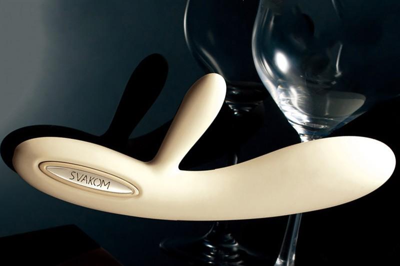 Sex toy massage điểm G Svakom Lester chính hãng nhập khẩu USA 3