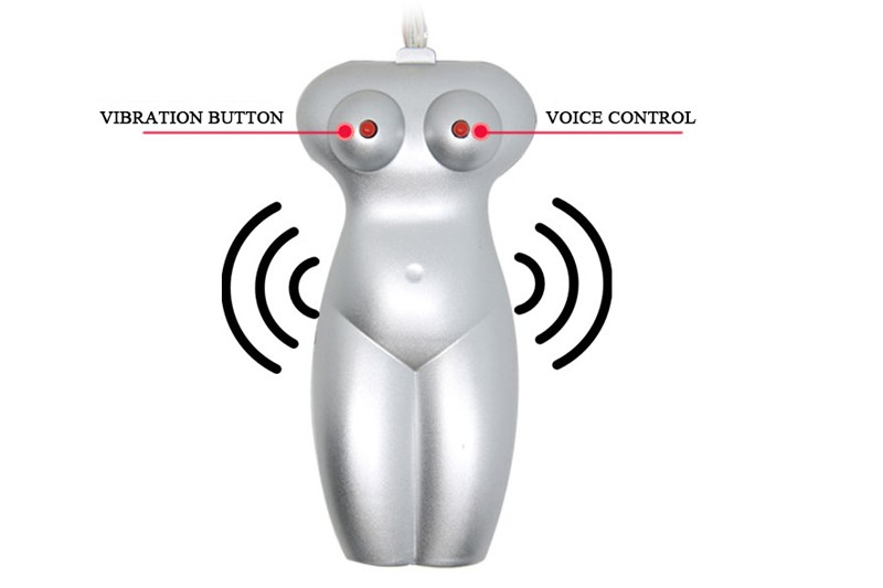 Sex toy âm đạo giả silicon gái xinh chổng mông 7